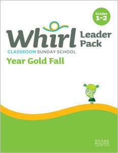 Whirl Classroom / Year Gold / Fall / Grades 1-2 / Leader Pack