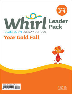 Whirl Classroom / Year Gold / Fall / Grades 3-4 / Leader Pack