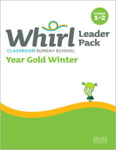 Whirl Classroom / Year Gold / Winter / Grades 1-2 / Leader Pack