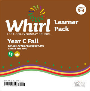 Whirl Lectionary / Year C / Fall 2019 / Grades 3-4 / Learner Pack