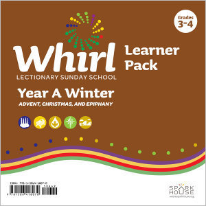 Whirl Lectionary / Year A / Winter 2019-20 / Grades 3-4 / Learner Pack