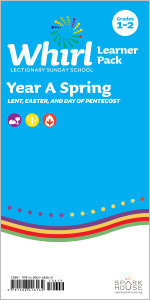 Whirl Lectionary / Year A / Spring 2020 / Grades 1-2 / Learner Pack
