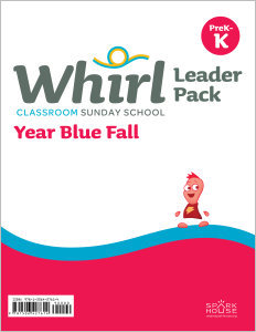 Whirl Classroom / Year Blue / Fall / PreK-K / Leader Pack