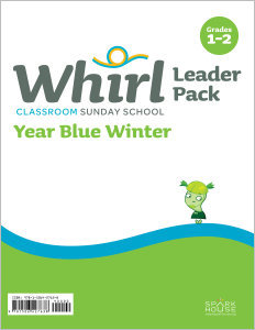 Whirl Classroom / Year Blue / Winter / Grades 1-2 / Leader Pack