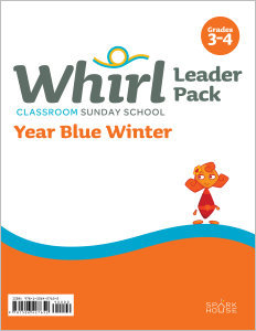 Whirl Classroom / Year Blue / Winter / Grades 3-4 / Leader Pack