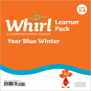 Whirl Classroom / Year Blue / Winter / Grades 3-4 / Learner Pack