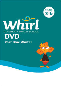 Whirl Classroom / Year Blue / Winter / Grades 3-6 / DVD