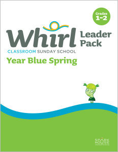 Whirl Classroom / Year Blue / Spring / Grades 1-2 / Leader Pack