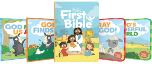 New Baby Bundle: First Bible and Board Books for Toddlers