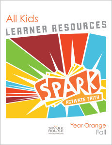 Spark All Kids / Year Orange / Fall / Grades K-5 / Learner Pack