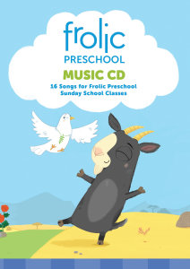 Frolic Preschool / Ages 3-5 / Music CD