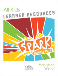 Spark All Kids / Year Green / Winter / Grades K-5 / Learner Pack