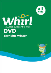 Whirl All Kids / Year Blue / Winter / Grades K-5 / DVD