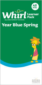 Whirl All Kids / Year Blue / Spring / Grades K-5 / Learner Pack
