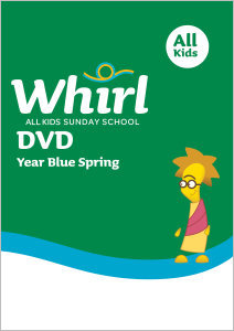Whirl All Kids / Year Blue / Spring / Grades K-5 / DVD