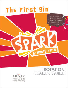 Spark Rotation / The First Sin / Leader Guide