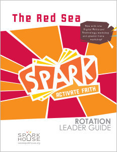 Spark Rotation / The Red Sea / Leader Guide