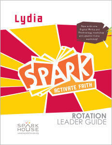 Spark Rotation / Lydia / Leader Guide