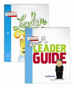 re:form Traditions / Lutheran / Leader Guide / Bundle