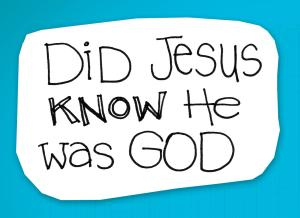re:form Digital Lesson | Did Jesus know he was God?