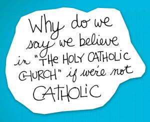 re:form Digital Lesson | Why do we say we believe in the holy catholic church?