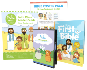 Frolic Family / New Testament / Birth - Age 3 / Starter Kit