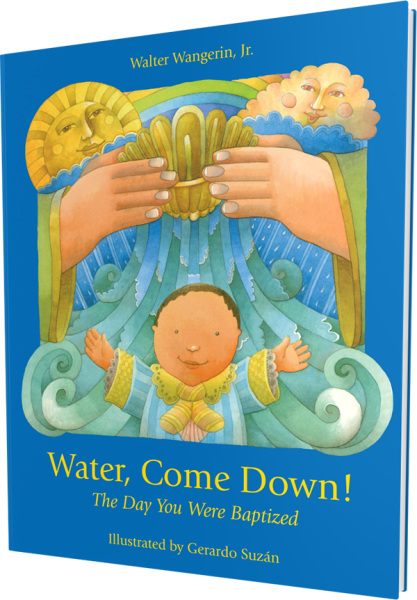 Water Come Down: The Day You Were Baptized
