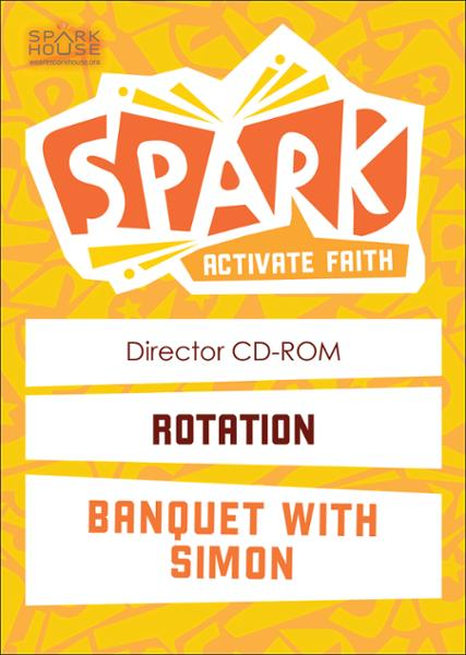Spark Rotation / Banquet with Simon / Director CD