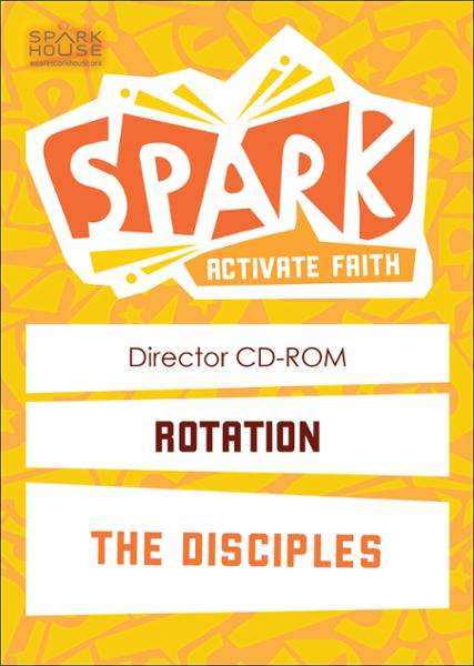 Spark Rotation / The Disciples / Director CD