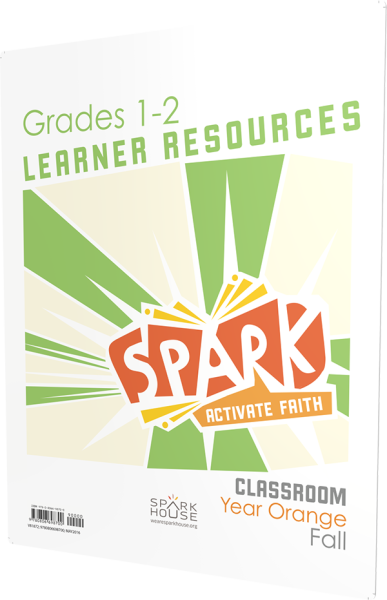 spark classroom    year orange    fall    grades 1