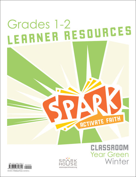 Spark Classroom / Year Green / Winter / Grades 1-2 / Learner Leaflets