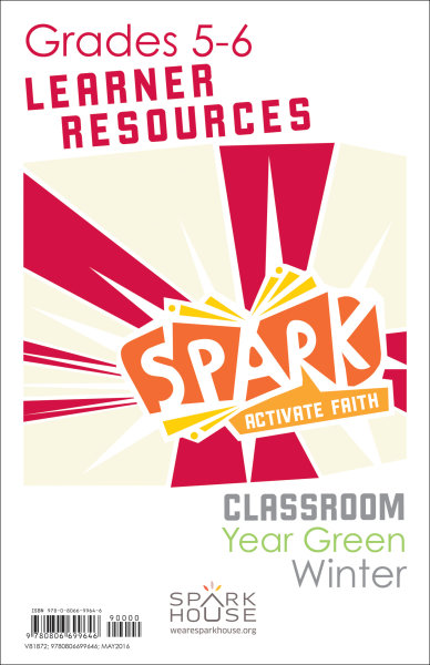 spark classroom    year green    winter    grades 5