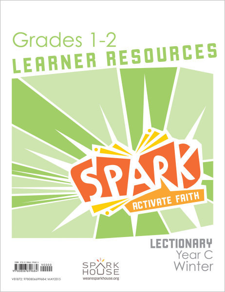 Spark Lectionary / Year C / Winter 2021-2022 / Grades 1-2 / Learner Leaflets