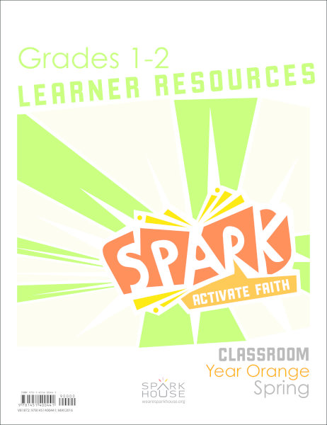 Spark Classroom / Year Orange / Spring / Grades 1-2 / Learner Leaflets