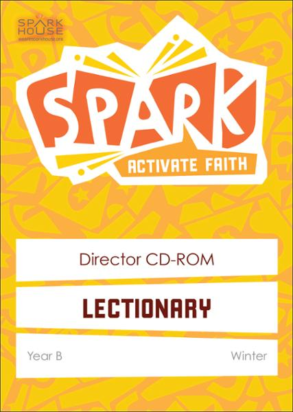 spark lectionary winter 2017 2018 director cd