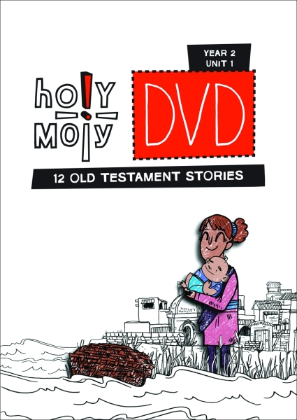 Holy Moly / Year 2 / Unit 1 / DVD