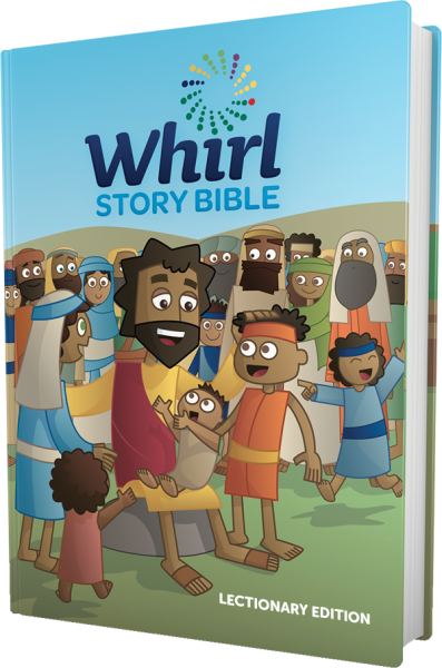 Whirl Story Bible: Lectionary Edition