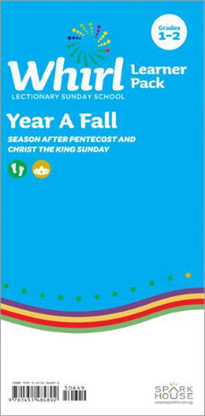 Whirl Lectionary / Year A / Fall 2020 / Grades 1-2 / Learner Pack