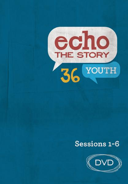 Echo the Story 36 / Sessions 1-6 / DVD