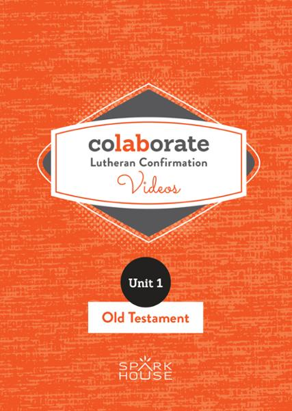 Colaborate: Lutheran Confirmation / DVD / Old Testament
