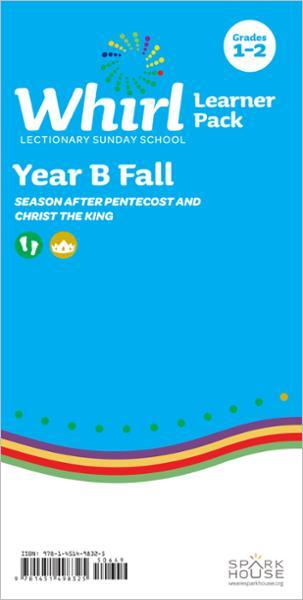 Whirl Lectionary / Year B / Fall 2018 / Grades 1-2 / Learner Pack