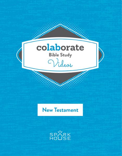 Colaborate: Bible Study / DVD / New Testament