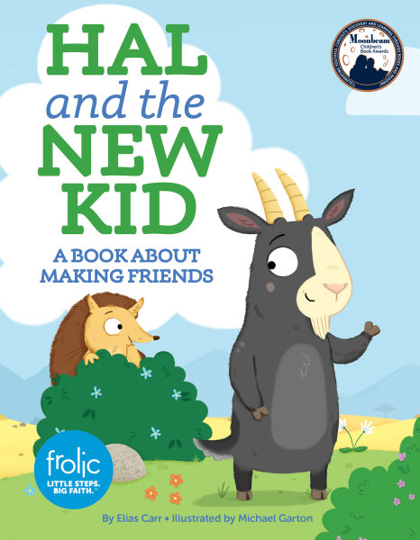 Hal and the New Kid: A Book about Making Friends