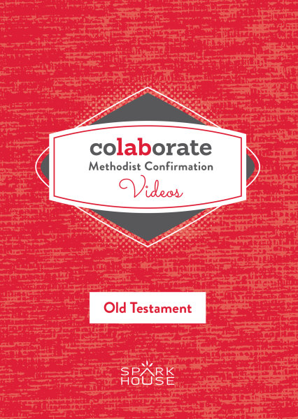 Colaborate: Methodist Confirmation / DVD / Old Testament