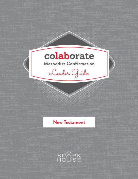 Colaborate: Methodist Confirmation Leader Guide: New Testament