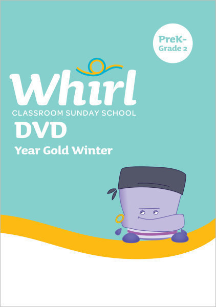 Whirl Classroom / Year Gold / Winter / Lower Grades / DVD