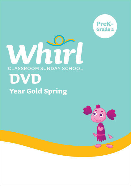Whirl Classroom / Year Gold / Spring / Lower Grades / DVD