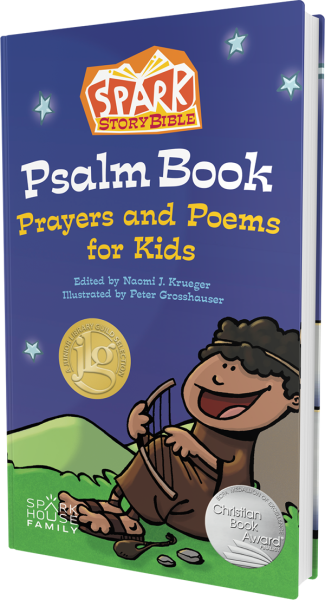 spark story bible psalm book prayers and poems for kids
