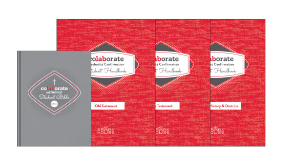 Colaborate: Methodist Confirmation / Student Bundle