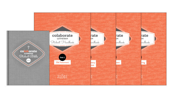 Colaborate: Lutheran Confirmation / Student Bundle